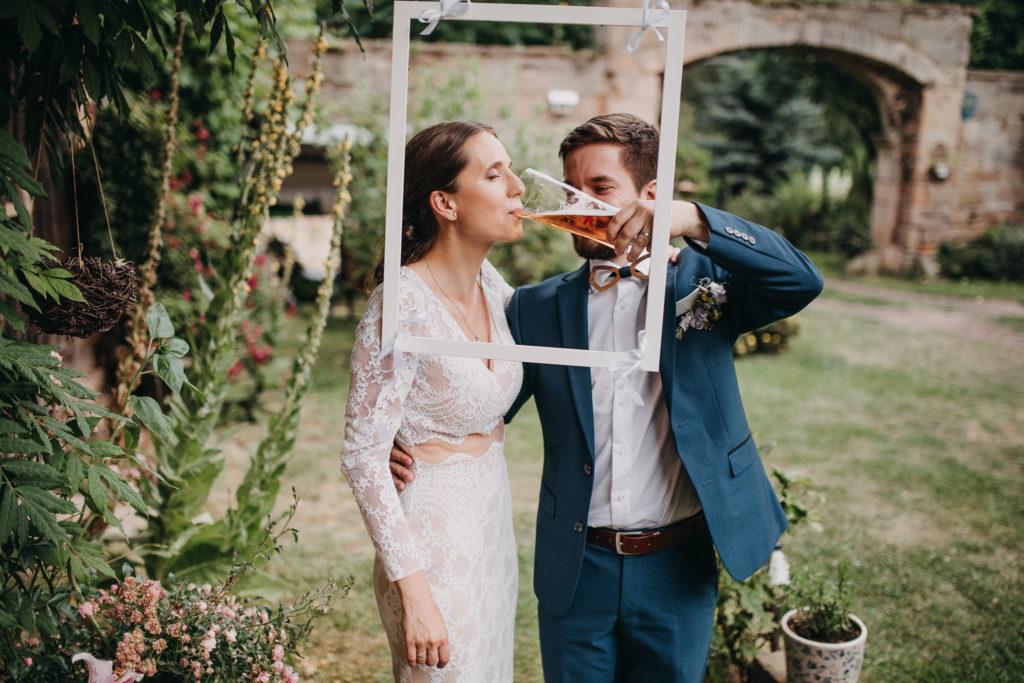 Svatba Lenka a Míša